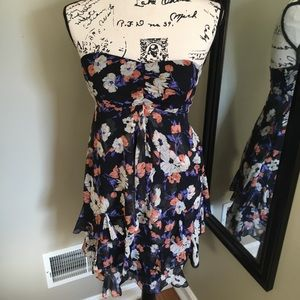 The Limited Floral spring dress